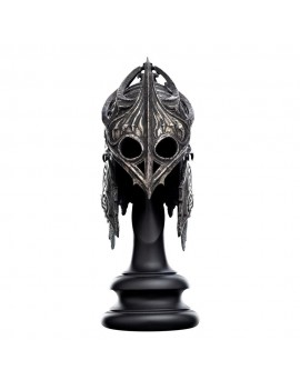The Hobbit Replica 1/4 Helm of Ringwraith of Khand 20 cm