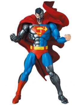 The Return of Superman MAF EX Action Figure Cyborg Superman 16 cm