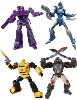Transformers Generations R.E.D. Action Figures 15 cm 2021 Wave 3 Assortment (6)