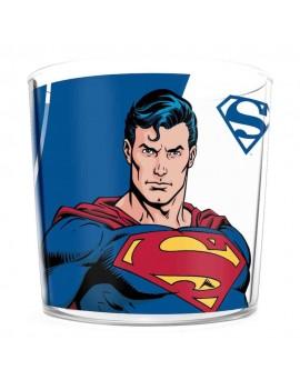 DC Comics Glass Superman