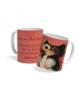Gremlins Mug There Are Three Rules