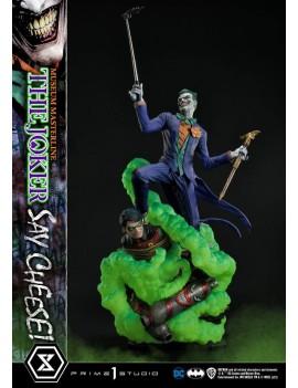 DC Comics Statue 1/3 The Joker Say Cheese 99 cm