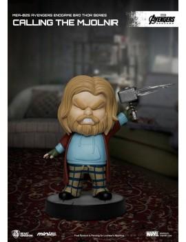 Avengers: Endgame Mini Egg Attack Figure Bro Thor Series Calling the Mjolnir 8 cm