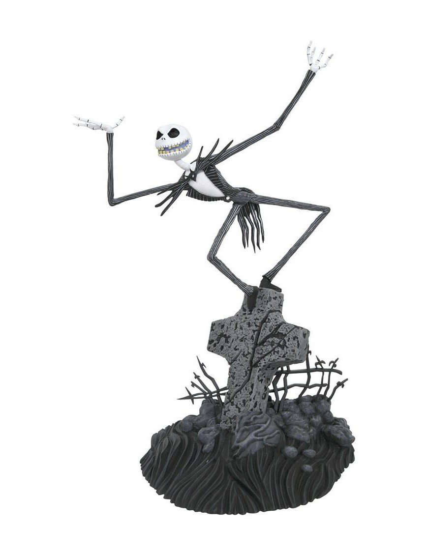 Nightmare before Christmas Gallery PVC Statue Jack Skellington 28 cm