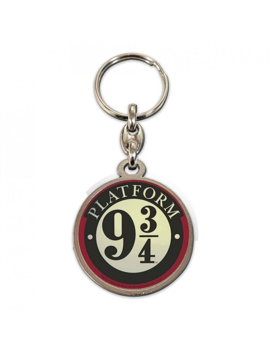 Harry Potter Metal Keychain Platform 9 3/4