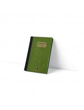 Harry Potter Premium Notebook 1910 Slytherin Exercise Book