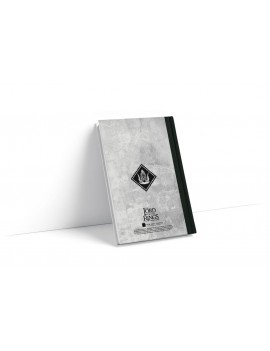 Lord of the Rings Premium Notebook White Tree Of Gondor