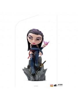 Marvel Comics Mini Co. Deluxe PVC Figure Psylocke (X-Men) 15 cm