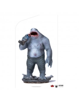 The Suicide Squad BDS Art Scale Statue 1/10 King Shark 23 cm
