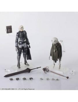 NieR RepliCant Bring Arts Action Figure 2-Pack Nier & Emil 6-16 cm