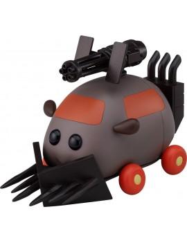Pui Pui Molcar MODEROID Plastic Model Kit Molcar Armored Teddy 7 cm