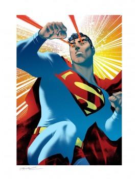 DC Comics Art Print Superman: Action Comics 46 x 61 cm - unframed
