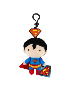 DC Comics Plush Keychain Superman 11 cm