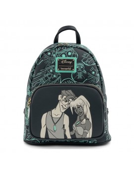 Disney by Loungefly Backpack Atlantis: The Lost Empire Kida Milo