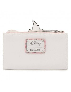 Disney by Loungefly Wallet Marie Floral Face