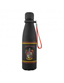 Harry Potter Stainless Steel Water Bottle Gryffindor