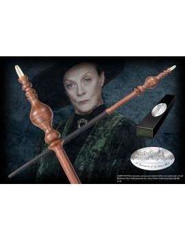 Harry Potter Wand Professor Minerva McGonagall (Character-Edition)