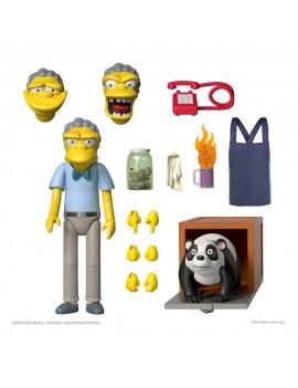 The Simpsons Ultimates Action Figure Moe 18 cm