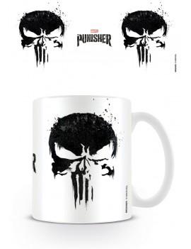 The Punisher Mug Skull