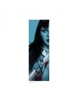Vampirella Art Print Vampirella & Red Sonja: Vampirella 71 x 30 cm - unframed