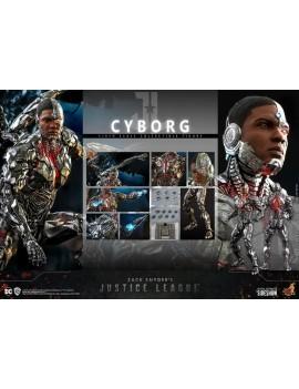 Zack Snyder`s Justice League Action Figure 1/6 Cyborg 32 cm