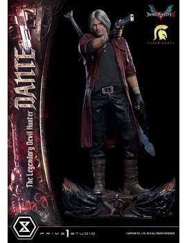 Devil May Cry 5 Statue 1/2 Dante Black Label 109 cm