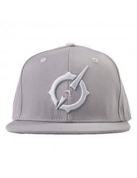 Outriders Snapback Cap Symbol Grey