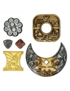 Dungeons & Dragons Collectable Coin 6-Pack