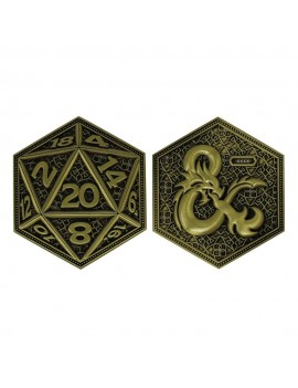 Dungeons & Dragons Collectable Coin Limited Edition