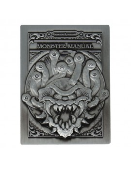 Dungeons & Dragons Ingot Monster Manual Limited Edition
