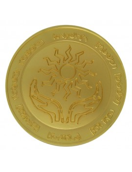 Dungeons & Dragons Medallion Amulet Of Health Limited Edition (gold plated)