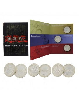 Yu-Gi-Oh! Collectable Coin 3-Pack Knights