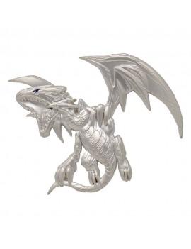 Yu-Gi-Oh! Pin Badge Blue Eyes White Dragon (silver plated)