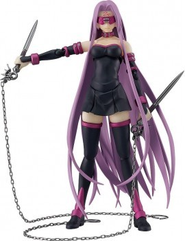 Fate/Stay Night Heaven's Feel Figma Action Figure Rider 2.0 15 cm