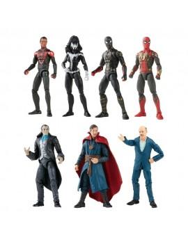 Spider-Man Marvel Legends Series Action Figures 15 cm 2022 Wave 1 Assortment (8)