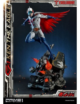 Science Ninja Team Gatchaman Statues 1/4 G-1 Ken the Eagle & Exclusive 73 cm Assortment (3)
