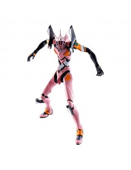 Evangelion: 3.0+1.0 Thrice Upon a Time Robot Spirits Action Figure (Side EVA) Unit-08y 17 cm