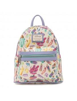Disney by Loungefly Backpack Crystal Sidekicks AOP