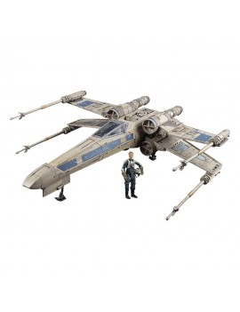 Star Wars Rogue One The Vintage Collection Vehicle with Figure Antoc Merrick's X-Wing Fighter