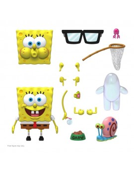 SpongeBob Ultimates Action Figure SpongeBob 18 cm