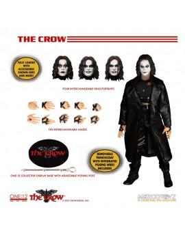 The Crow Action Figure 1/12 Eric Draven 17 cm