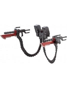 Hexa Gear Plastic Model Kit 1/24 Governor Weapons Gatling Blade