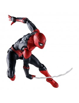 Spider-Man: No Way Home S.H. Figuarts Action Spider-Man Upgraded Suit (Special Set) 15 cm