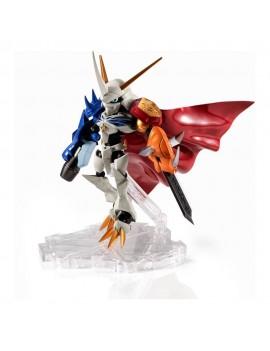 Digimon Adventure NXEDGE STYLE Action Figure Omegamon (Special Colour Version) 10 cm