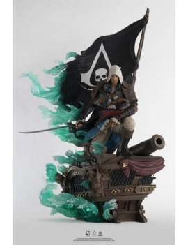 Assassin´s Creed Statue 1/4 Animus Edward Kenway 73 cm