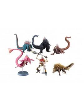 Godzilla: King of the Monsters Gekizou Series PVC Statues 10 - 23 cm Assortment (6)