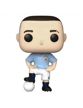 Manchester City F.C. POP! Football Vinyl Figure Phil Foden 9 cm