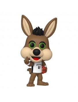NBA Mascots POP! Sports Vinyl Figure San Antonio - The Coyote 9 cm