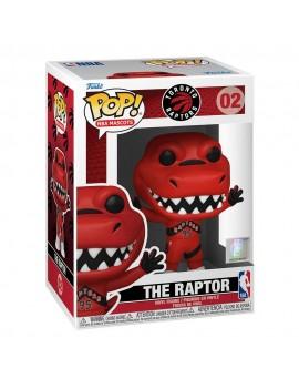NBA Mascots POP! Sports Vinyl Figure Toronto - Raptor (New Pose) 9 cm