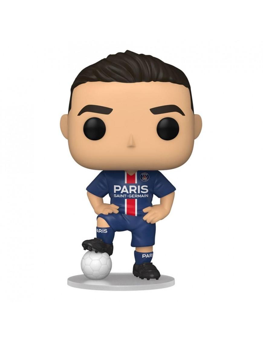Paris Saint-Germain F.C. POP! Football Vinyl Figure Mauro Icardi 9 cm